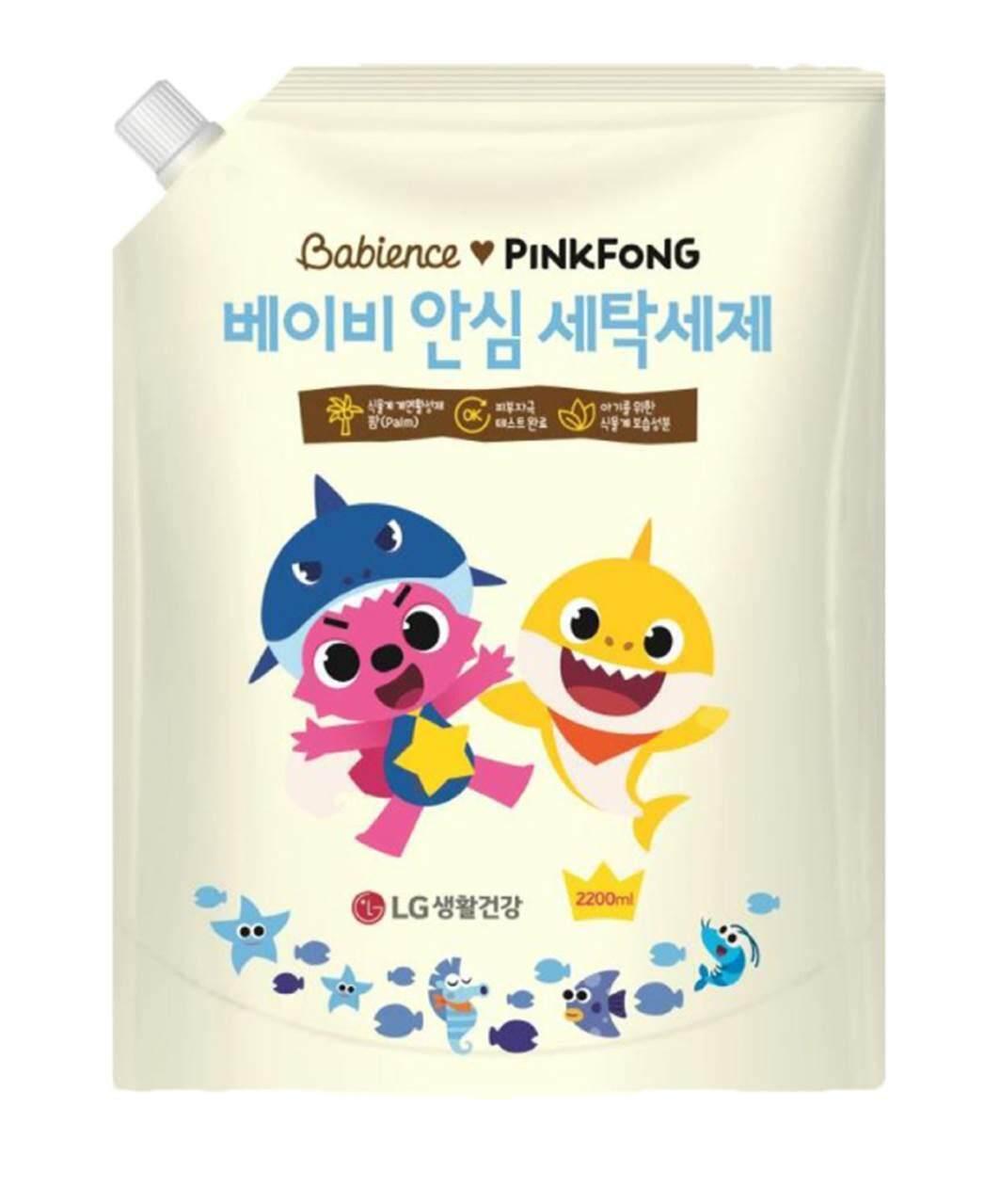 LG Babience Detergent Refill Pack 2200ml