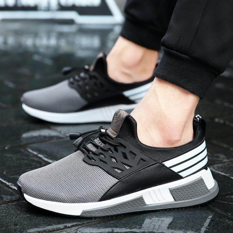KOKO CAT 2018 New Design Men's Casual Running Sport Shoes Man Breathable Flats Cool Summer Shoes