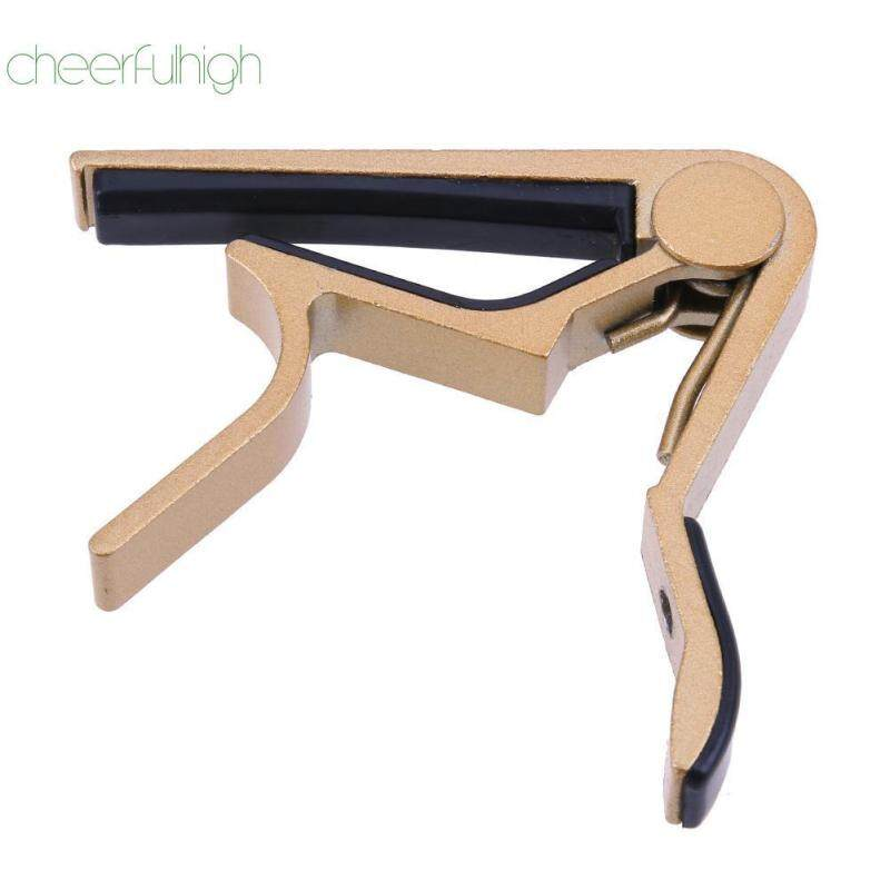 New Arrival Alloy Tune Clamp Key Trigger Capo for Acoustic Electric Guitar Malaysia