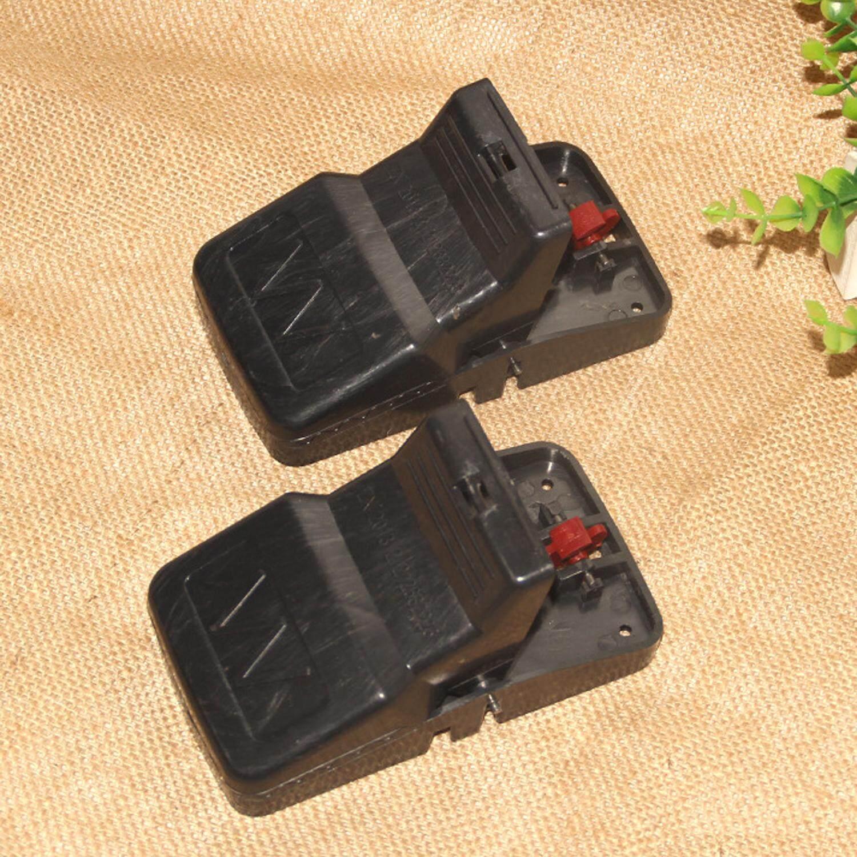 Hình ảnh 6 PCS Humane Quick Rat Snap Trap Clip Mouse Mice Pest Killer Safe And Sanitary - intl