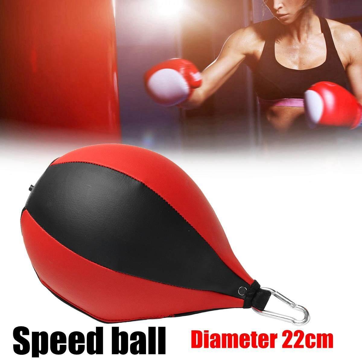 Desktop PU Punching Bag Speed Ball Toy Stress Buster Adult Sport Boxing Training