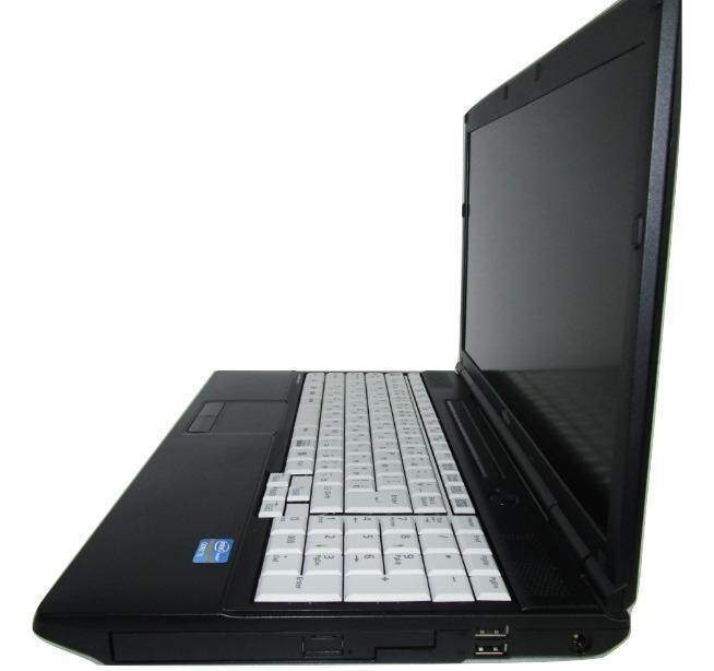 Refurbished Fujitsu Lifebook A561 / i3 / 4GB RAM / 250GB HDD / Window 7 / Japanese Keyboard Malaysia