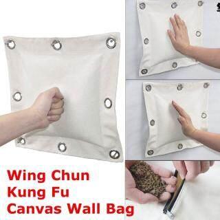 40Cm Wing Chun Kung Fu Túi Treo Tường Đá Quyền Anh Đào Tạo Bao Cát Cát Nổi Bật- thumbnail