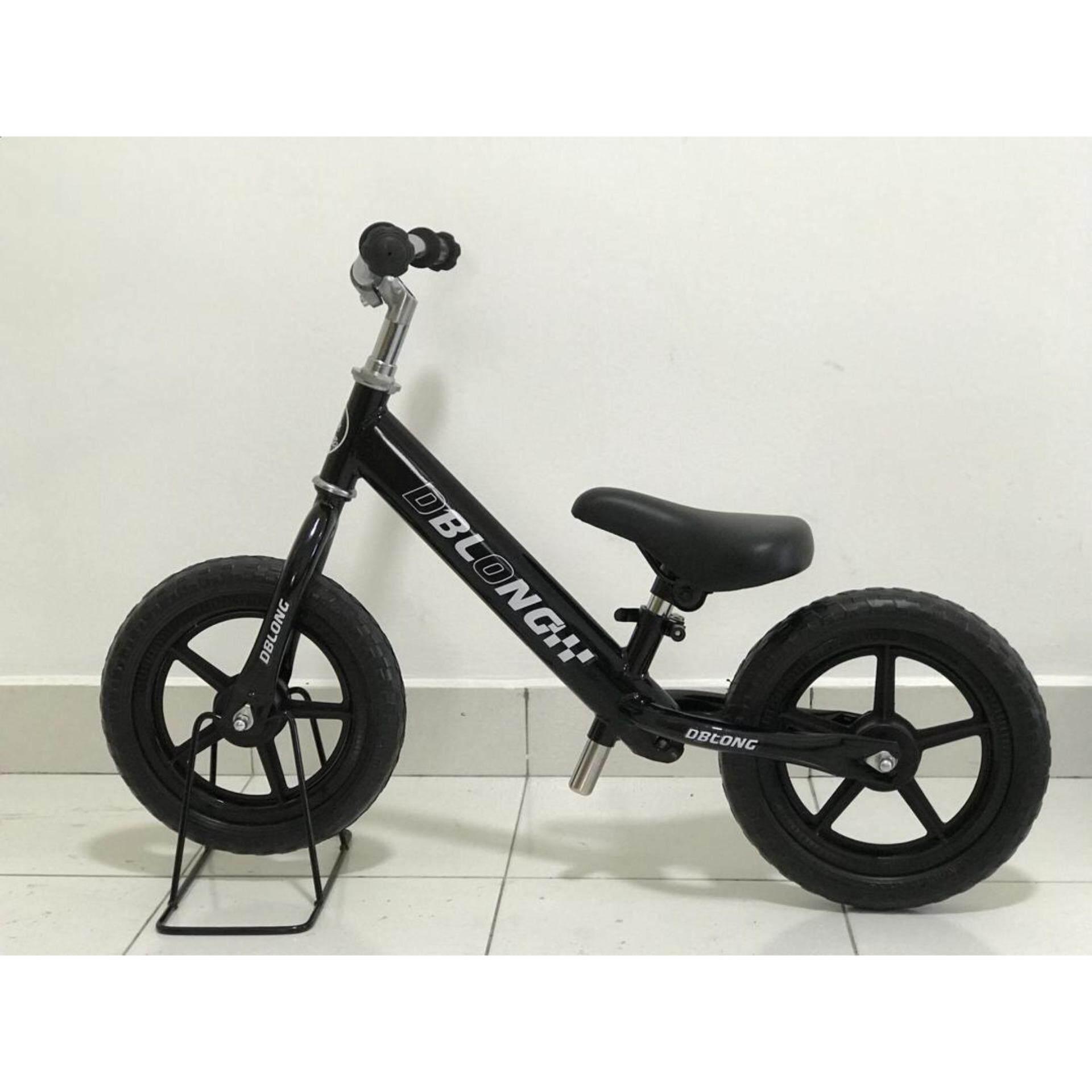 Dobilog / DBLong Kids Balance Bike / Push Bike / No Pedal Bike (Steel Frame)