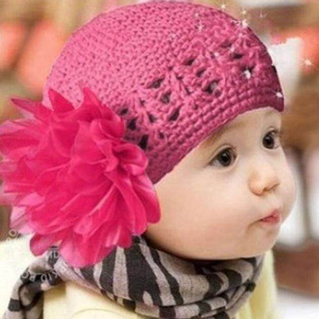 0bf2e987334 Flower Toddlers Infant Baby Girl Hair Band Headband Headwear Hat Hot - intl