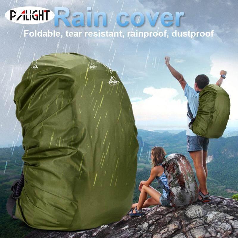 Palightoutdoor Backpack Bag Rain Cover Waterproof Nylon Tear Resistance For Climbing Travel By Palight.