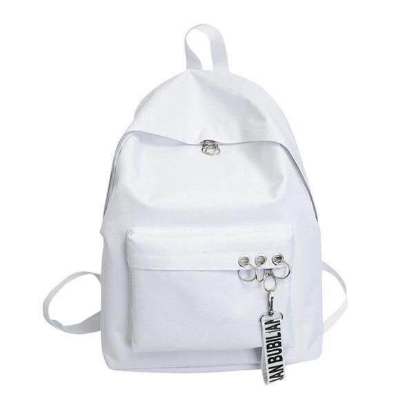 Amart Fashion Men Women Travel Backpack Canvas Zipper Casual Rucksack  Bookbag Student School Bag 4d83b4ab84