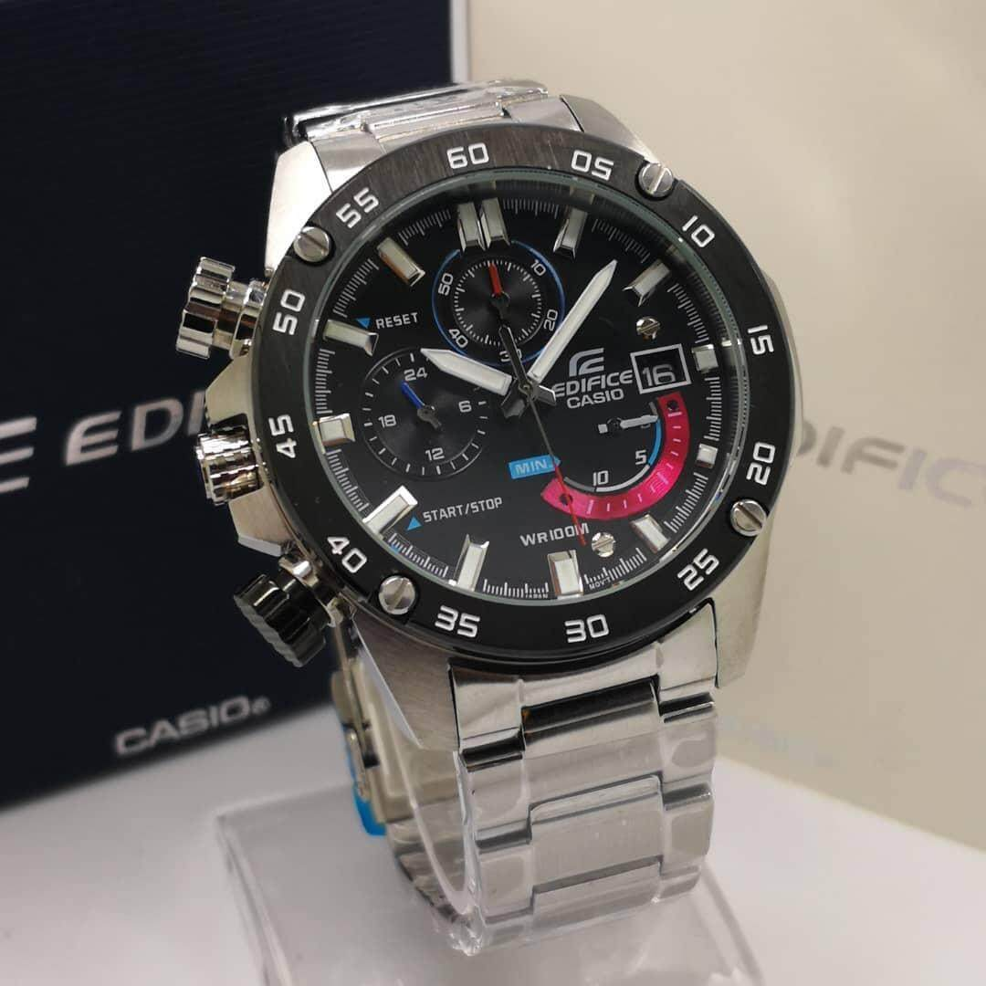 Casio Edifice Watches Price In Malaysia Best Efm 502d 1avdf Jam Tangan Pria Stainless Steel Black 2018 Classic Design Stock