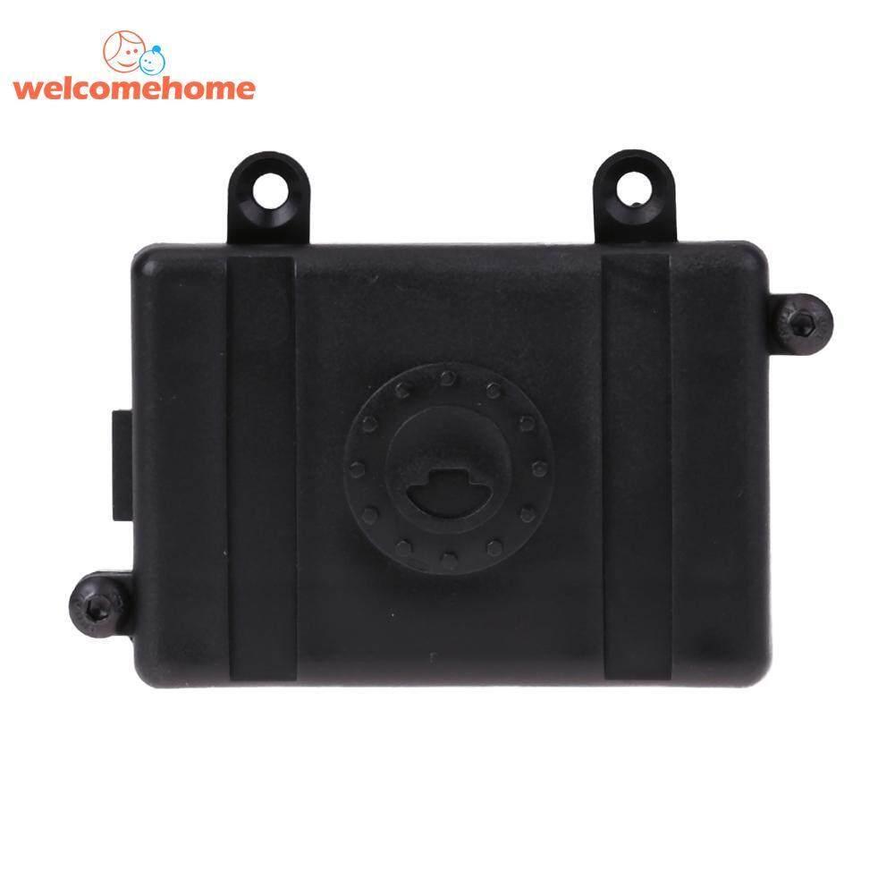 Hình ảnh RC Car Radio Box Receivers Parts for 1:10 D90 D110 Axial SCX10 Crawler Car - intl