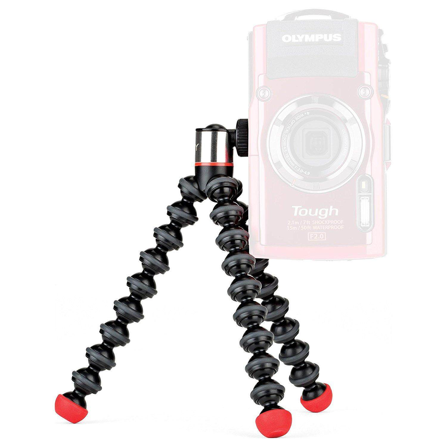 JOBY GorillaPod Magnetic 325: A Magnetic Tripod for Point & Shoot and Small Cameras