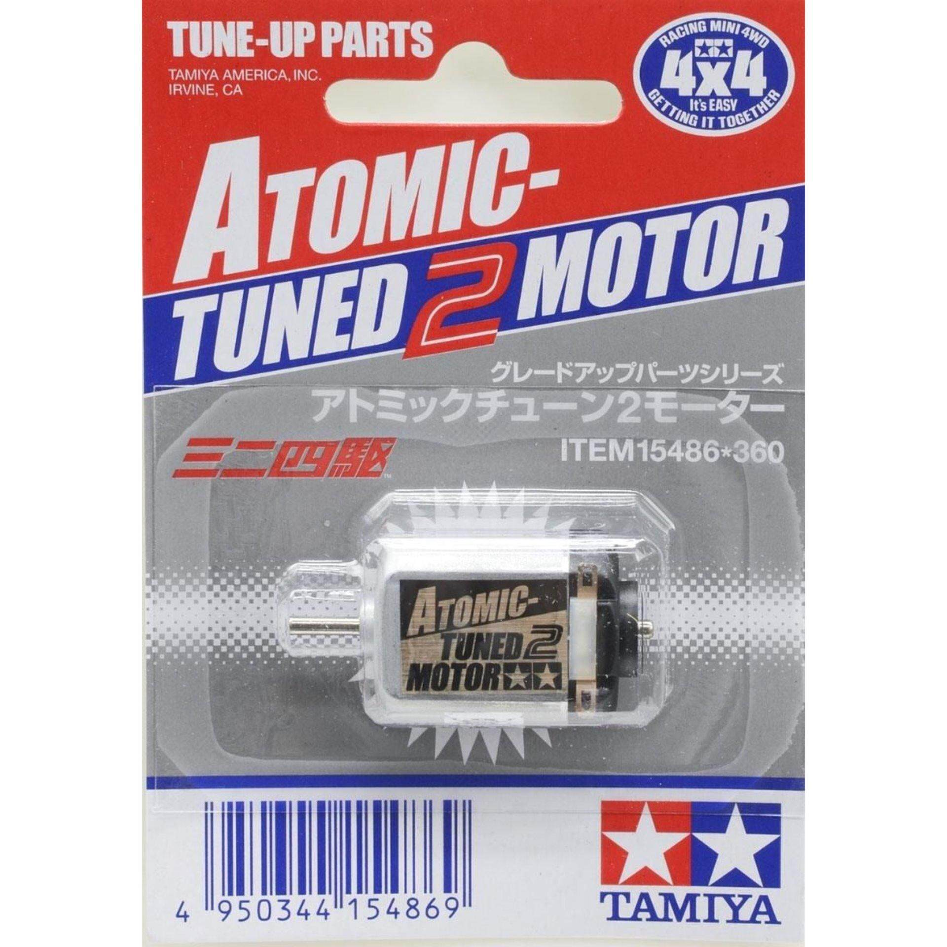 TAMIYA GP.486 Atomic-Tuned 2 Motor