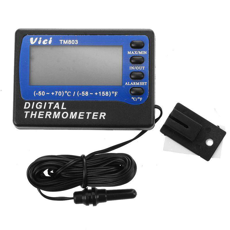 VICI TM803 Fridge Refrigerator Freezer Digital Alarm Thermometer Temperature Meter