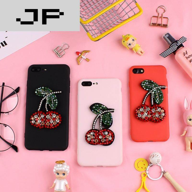 JP current brand China is a honor 7/7 is/8s cellular phone hull soft NOVA/G9/P9 youth version/wheat long grass 4/5 lovely cherry protection(【The local area ...