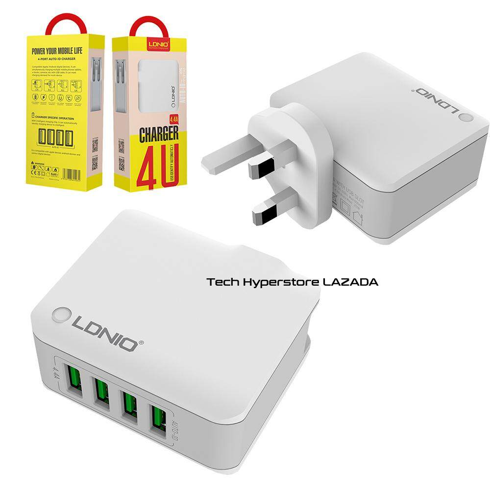 Sell Ldnio 4 Usb Cheapest Best Quality My Store Car Charger 34a Myr 22