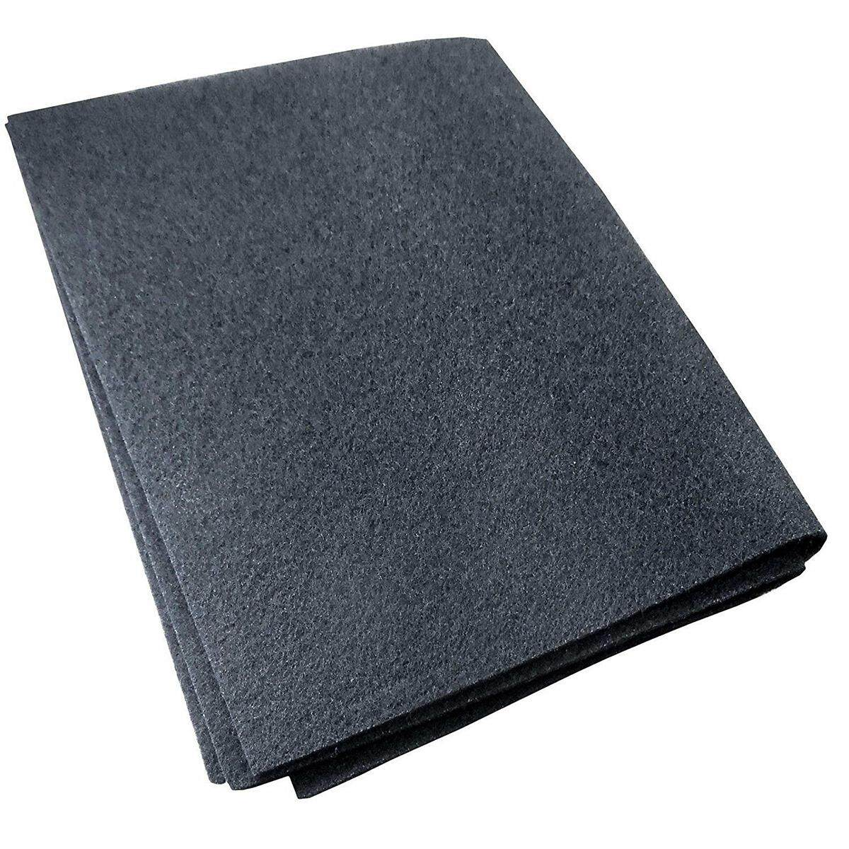 Carbon Cooker Hood Filter, Cut To Size, Charcoal Vent Filters For All Hoods By Channy.