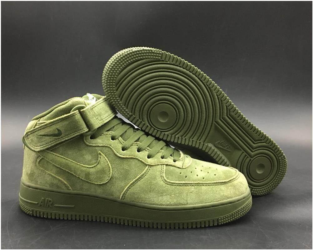 welovestore Air Force 1 Mid 07 Legion Green/Legion Green-White For welovestore - intl