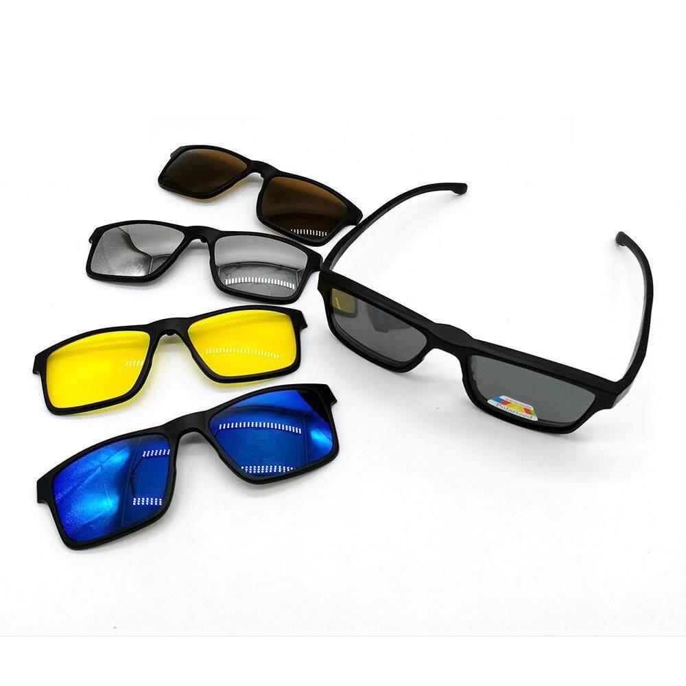 SGD14.21 · SGD6.88 · JOSEJINN TR90 magnet clip on sunglasses polarized  Magnetic eyeglasses frame glasses ... cd32fa65ce