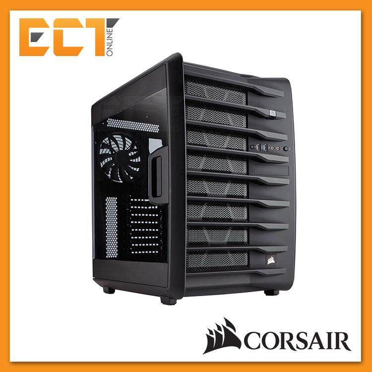 Corsair Carbide Series Air 740 High Airflow ATX Cube Case - Black Malaysia