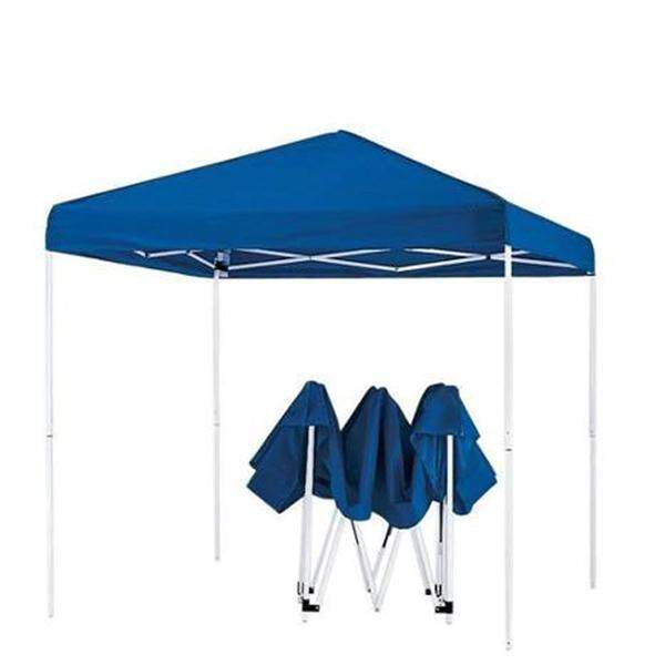 Canopy Tent for Event Khemah Kanopi and - 2.5m x 2.5m Grade B (Blue)