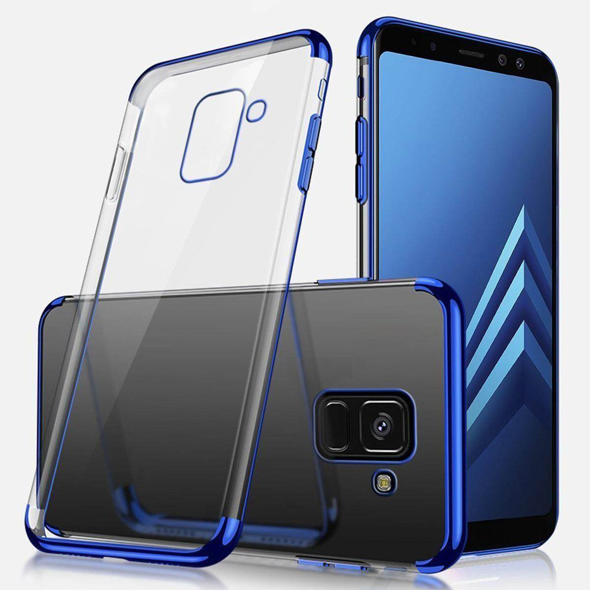 Features Electroplate Thin Tpu Soft Plating Case Cover For Samsung