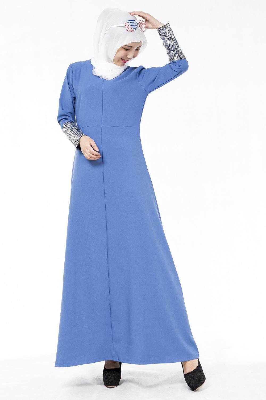 Baju Kurung Buy At Best Price In Malaysia Lazada Dress Putih Renda A30554 Muslimah Jubah Muslim Wear Fashion Womens Maxi Long