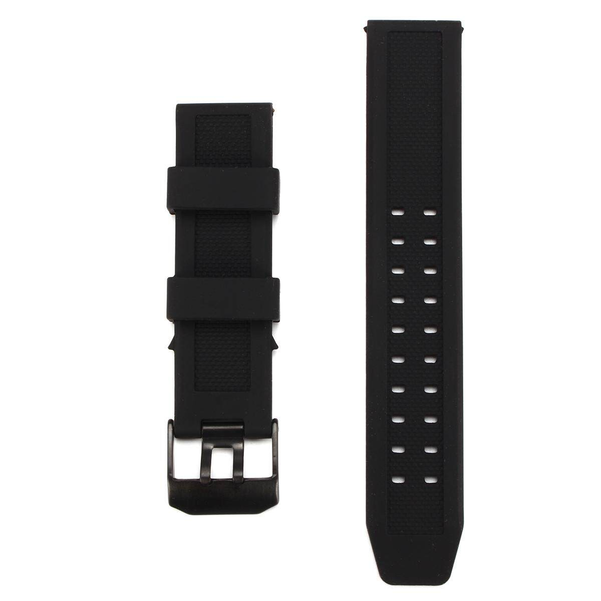 Nơi bán Replacement Rubber Wristwatch Band Watch Strap for Luminox 23mm FP.L.ES w/Buckle
