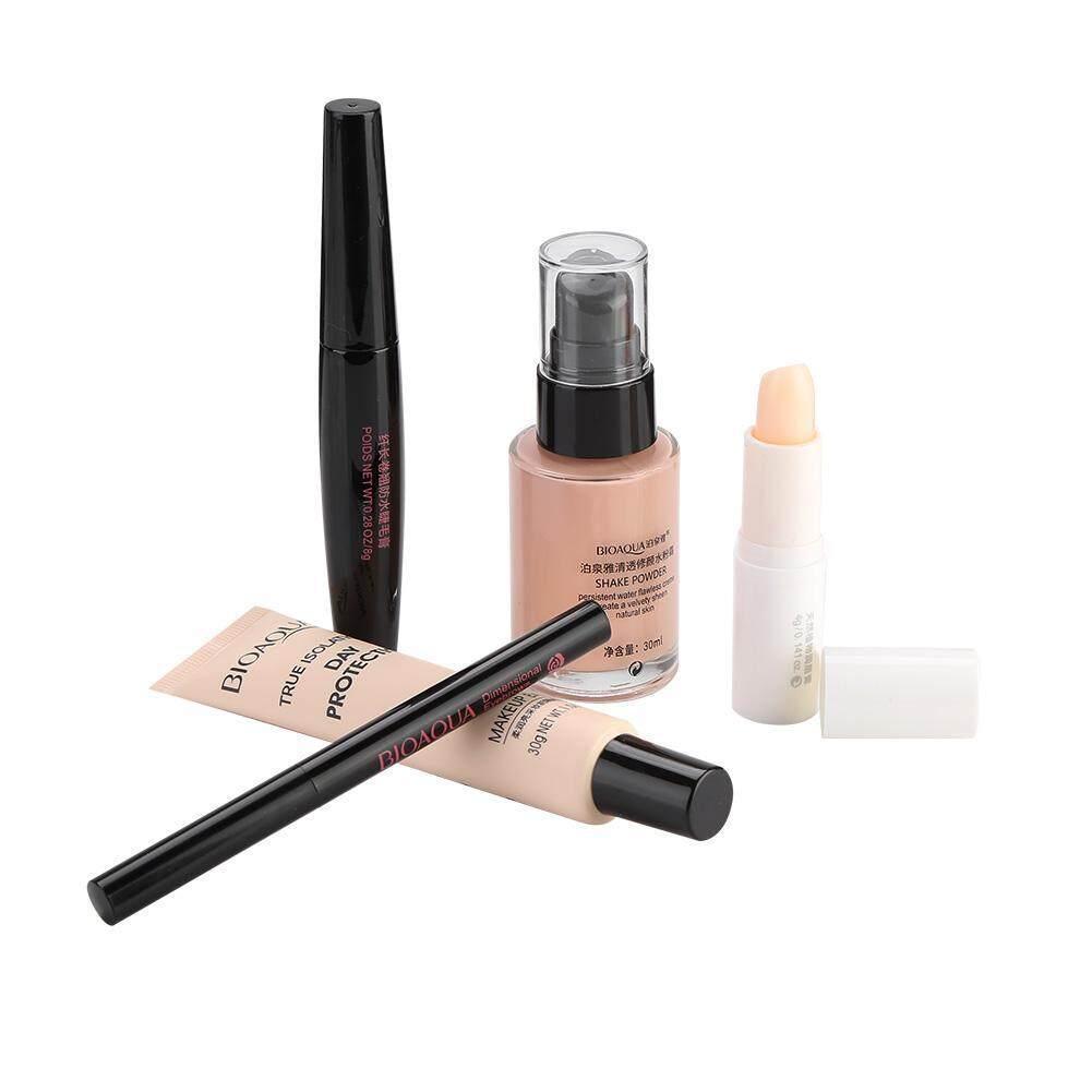 Fitur Membeli 1 Mendapatkan Hadiah Bioaqua Kosmetik Makeup Set Tas Bag Pouch Alat Make Up Body Lotion Parfum Handy Aksesoris Untuk Pemula Bibir Balsem Bb
