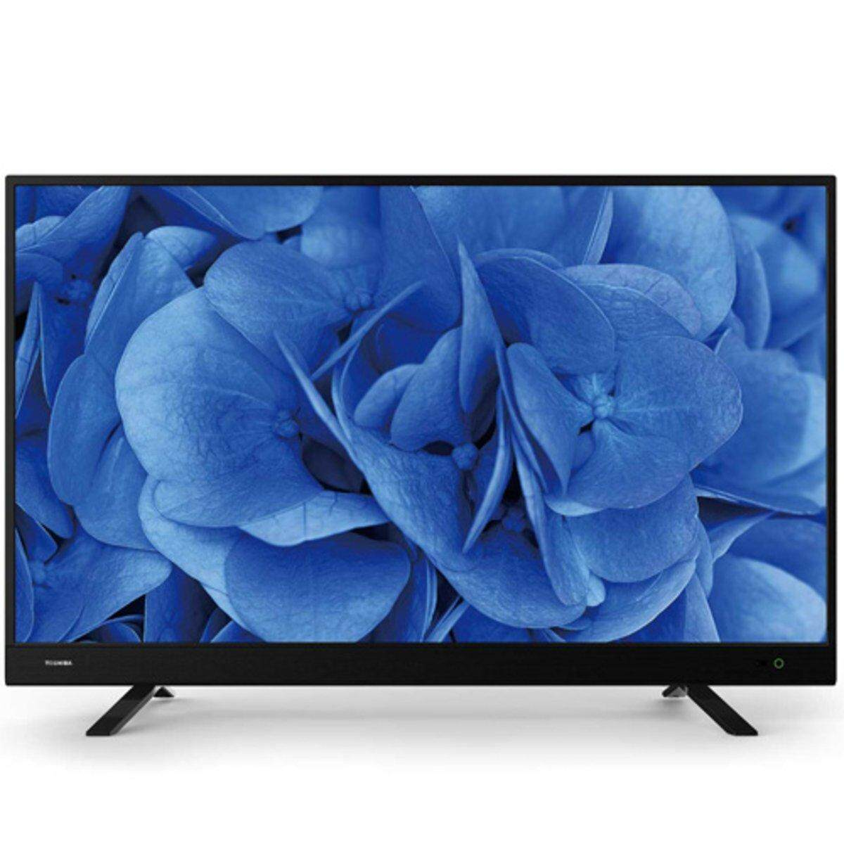 "TOSHIBA LED TV 40"" 40L3750"