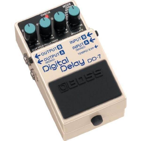Boss DD-7 Digital Delay Pedal / From USA - intl