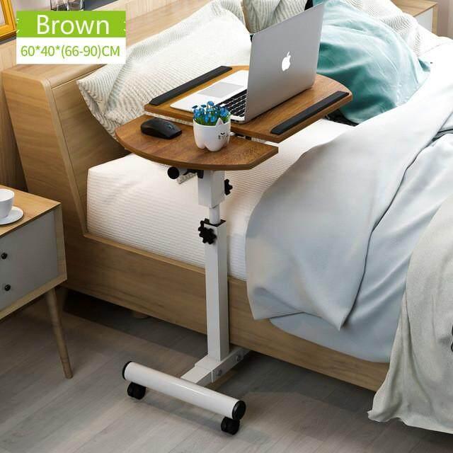 360 degree Folding Adjustable Mobile Notebook Table Computer Desk Bedside Sofa Bed Learning Household Computer Table Laptop Desk