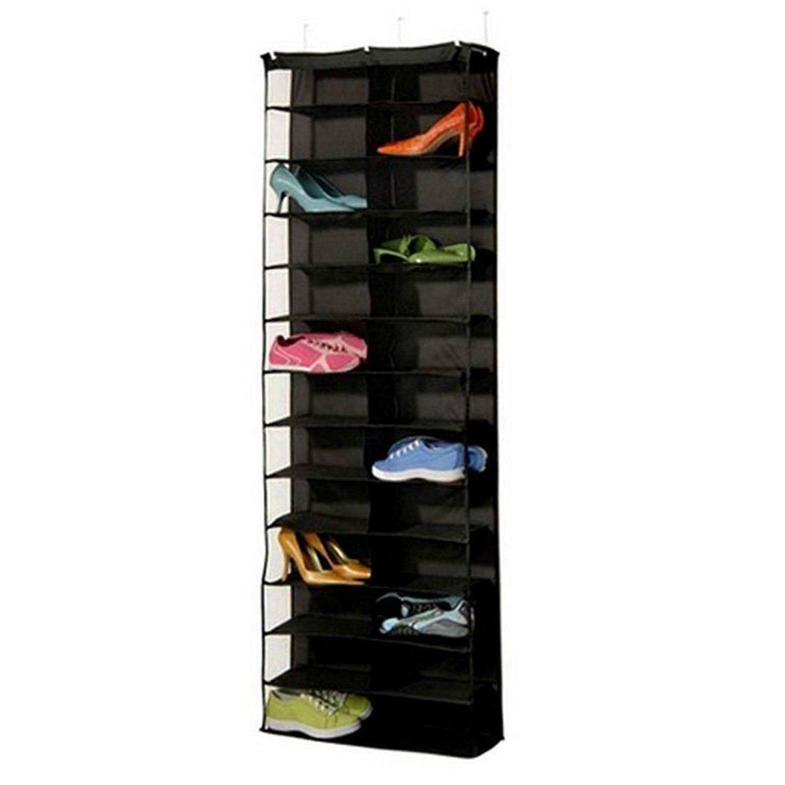 Giá bán RHS Trực Tuyến 26 Cặp Trên Cửa Treo Giày Kệ Đứng Organiser Bỏ Túi