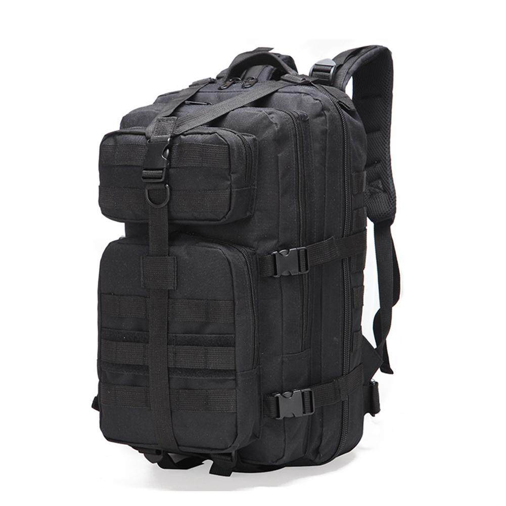 Te Outdoor Backpack 35l Medium 3p Military Style Backpack Hiking Camouflage Backpack For Shooting Sports, Hiking, Camping, Snow Sports By The Lv Shop.
