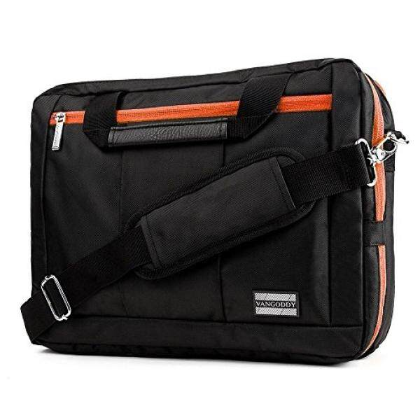 Laptop & Tablet Bag Vangoddy Mens Laptop Bag Sleeve Backpack Messenger Bag 15.6