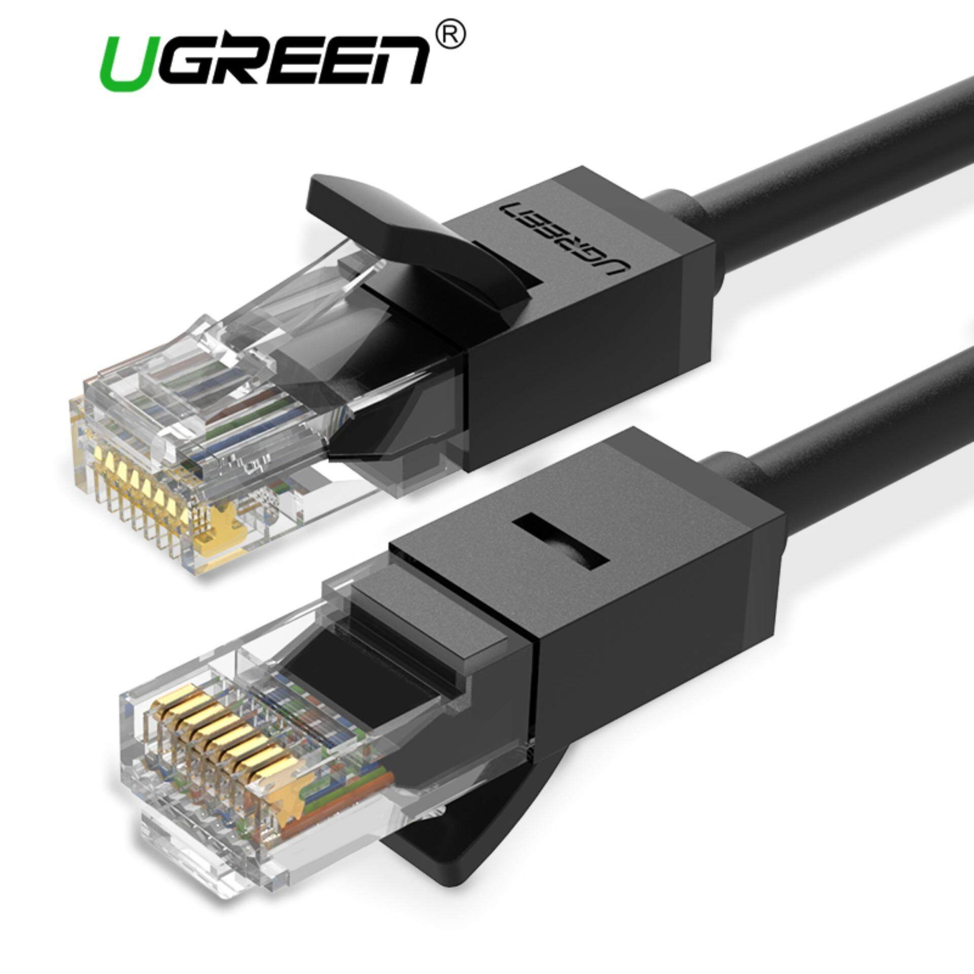 Ugreen 2meter Cat6 Ethernet Patch Cable Gigabit Rj45 Network Wire Wiring 15 Meter Lan Plug Connector For