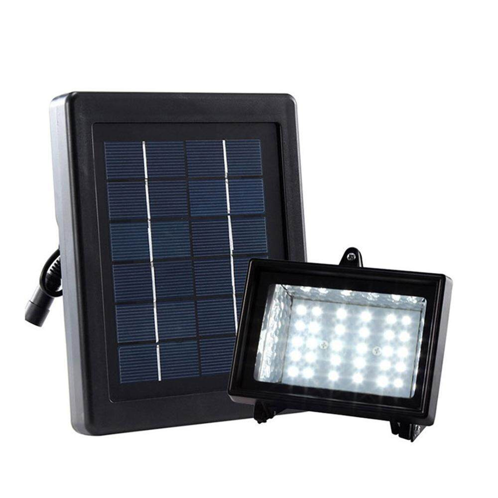Auoker Solar Garden Lights,Solar Spot Lights With 30 Bright LED, IP65 Waterproof, Extremely Flexible - High Efficiency Solar Panel - Outdoor Solar Lights And Install Easy For Outdoor Lighting