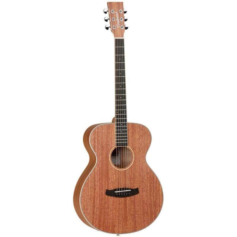 Tanglewood TWU F Union Solid Mahogany Top Orchestra Folk Acoustic Guitar Malaysia