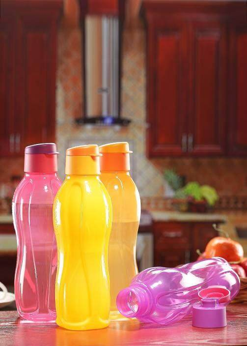 Tupperware Aquasafe Fliptop Bottle (1)pc 750ml only - Choose Color