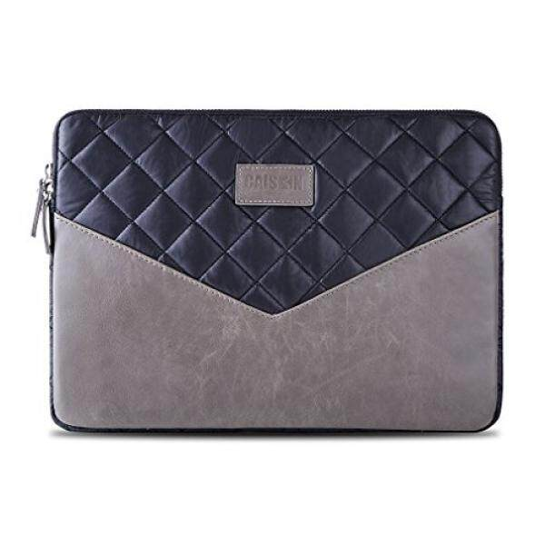 Laptop Sleeves CAISON 15.6 inch Laptop Sleeve Case Bag Pouch For 15.6 Dell Inspiron 15 Vostro 15 / 15.6 Lenovo Ideapad Y700 / 15.6 ASUS Republic of Gamers 15.6 ASUS ZenBook UX510 / 15.6 MSI GS60 6QE Ghost Pro - intl