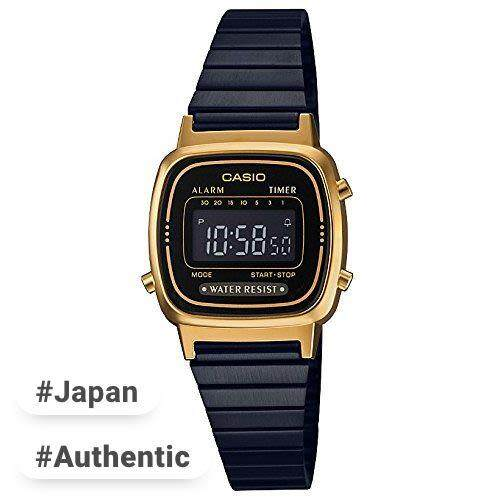 Casio Standard La670Wegb-1Bjf Ladies