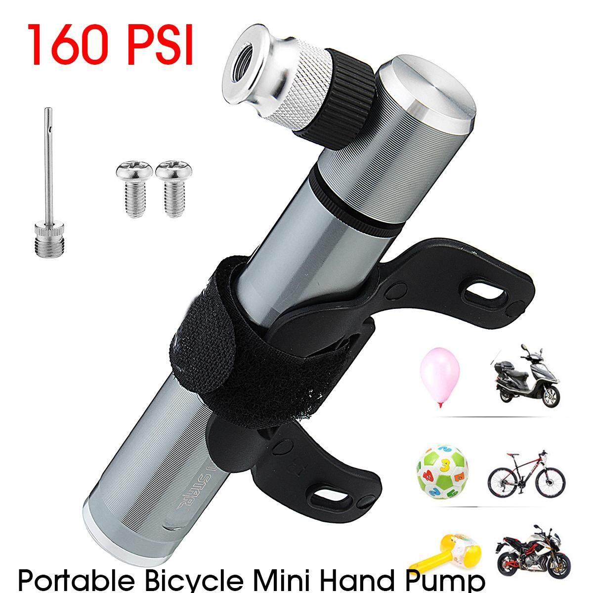 Buy Sell Cheapest 160 Gph Pompa Best Quality Product Deals Tangan Mini Sepeda Psi Basket Balon Ban Kompak Inflator Dio Intl