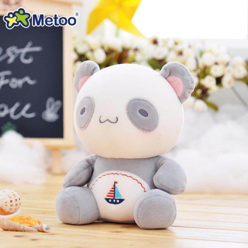 75 Inch Plush Sweet Lovely Stuffed Baby Kids Toys For Girls Birthday Christmas Gift 19cm Lion Rabbit Bear Panda Metoo Doll Boneka