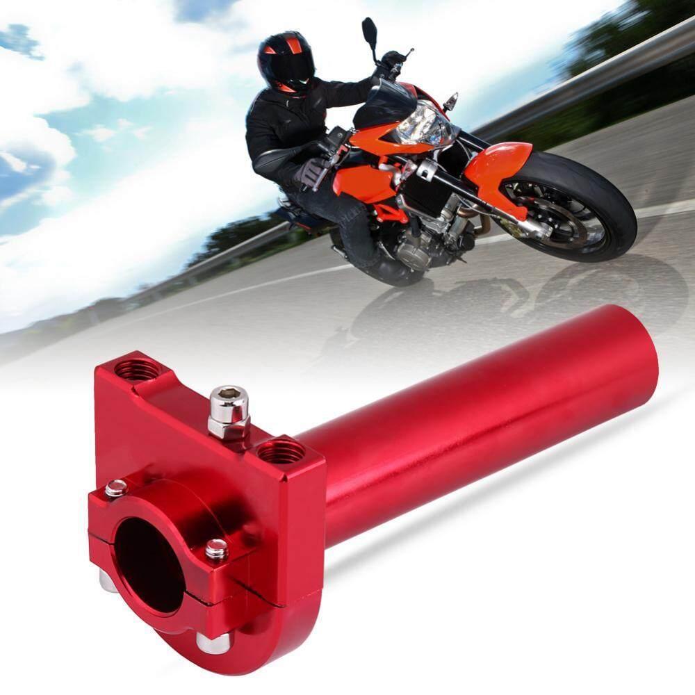 7/8 Universal 22 Mm Stang Handle Pemutar Katup Grip Pedal Gas Untuk Sepeda Motor Skuter Motor Trail Merah-Intl By Qilu.