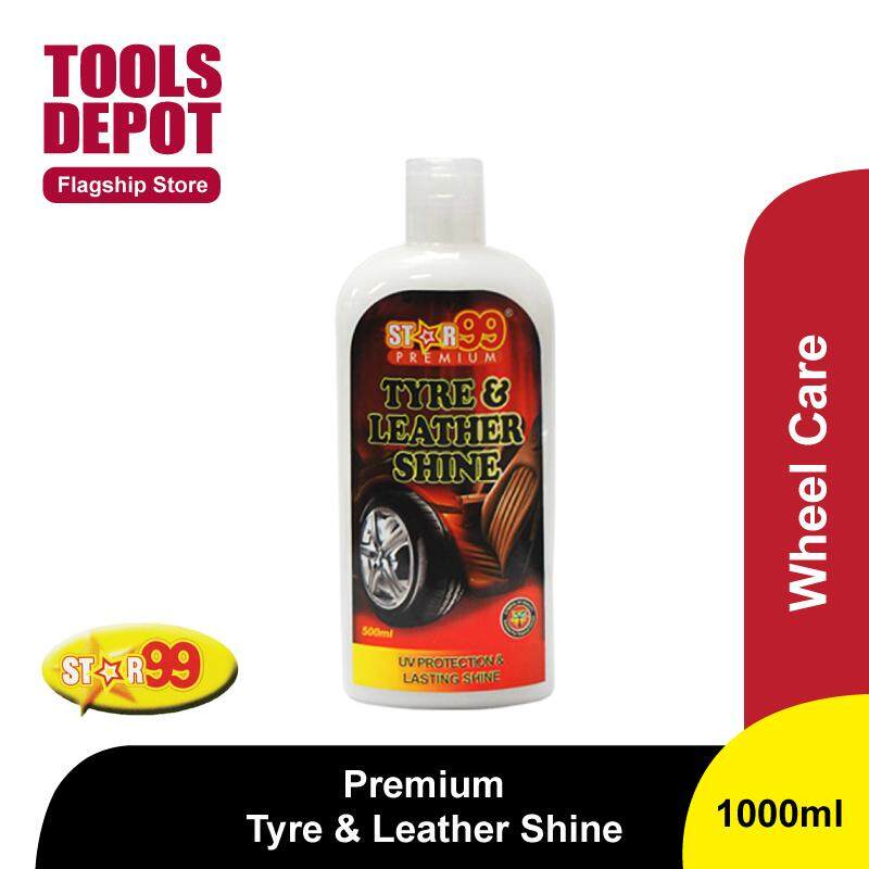 Star99 Premium Tyre & Leather Shine (500ml)