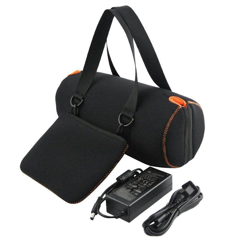 Detail Gambar YBC Travel Carry Case Cover Shoulder Bag for JBL Xtreme Portable Bluetooth Speaker Terbaru