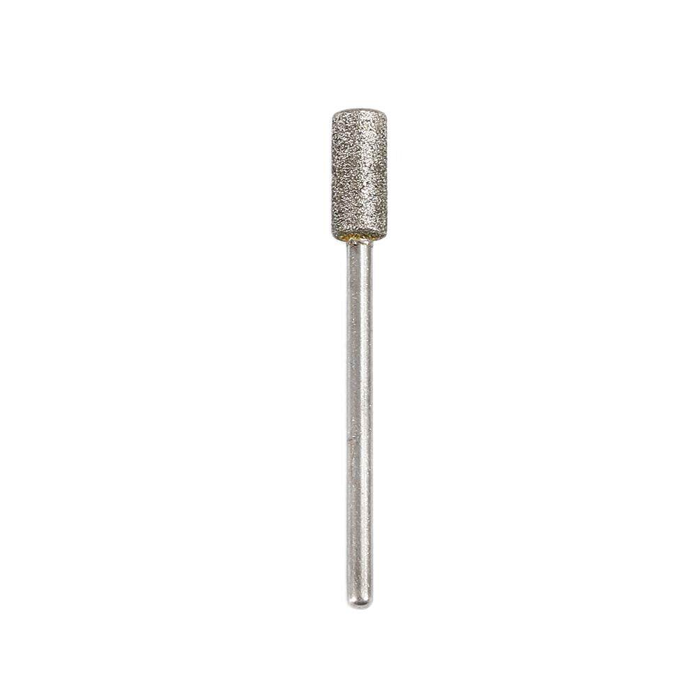 Watson Diamond rotary tool Abrasive grinding head accessories Electroplated emery grinding head for Jewelry Burr Stone