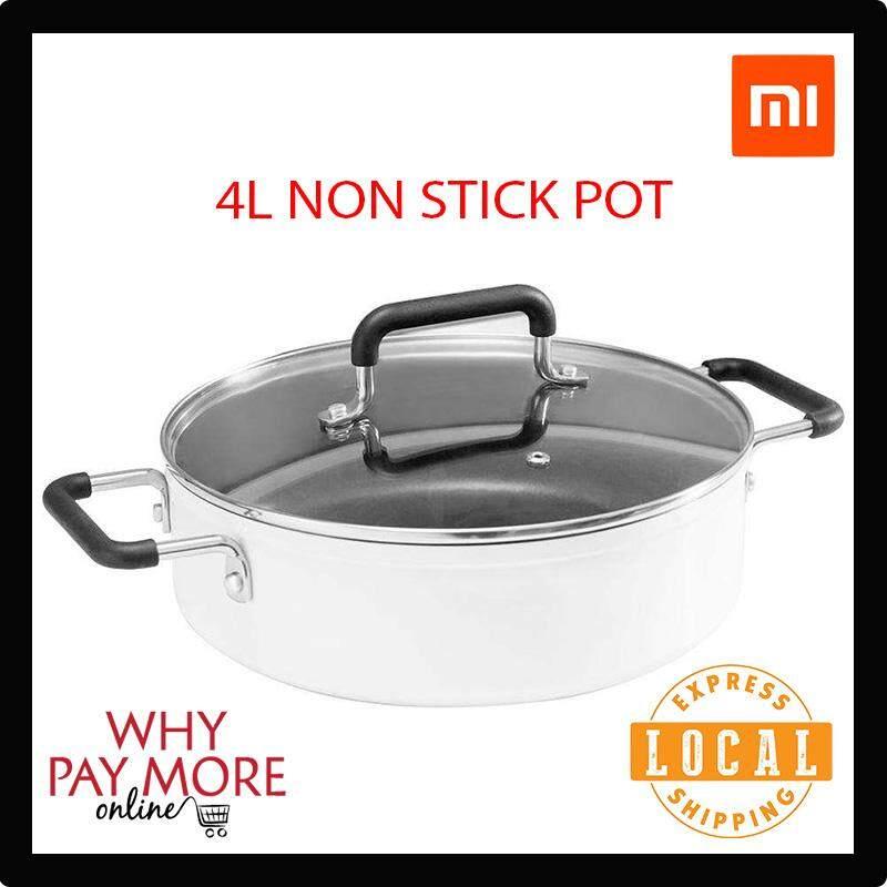 Xiaomi Mi Mijia GJT02CM 4L Nonstick Stockpot Soup Pot Induction Cooker