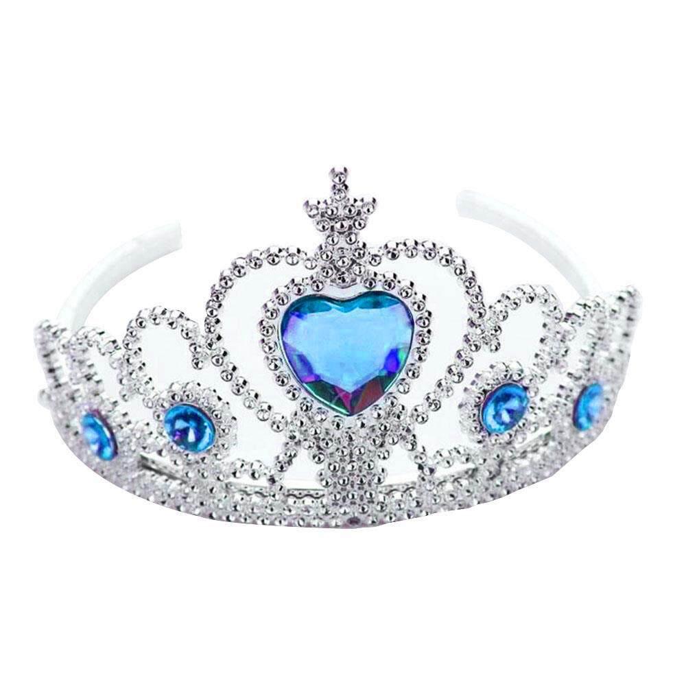 ISM Grosir Sale (10 Sets Dijual) Anak-anak Perempuan Anak Kecil Cosplay Crown Kostum Putri Sihir Elsa Pesta Mainan-Internasional