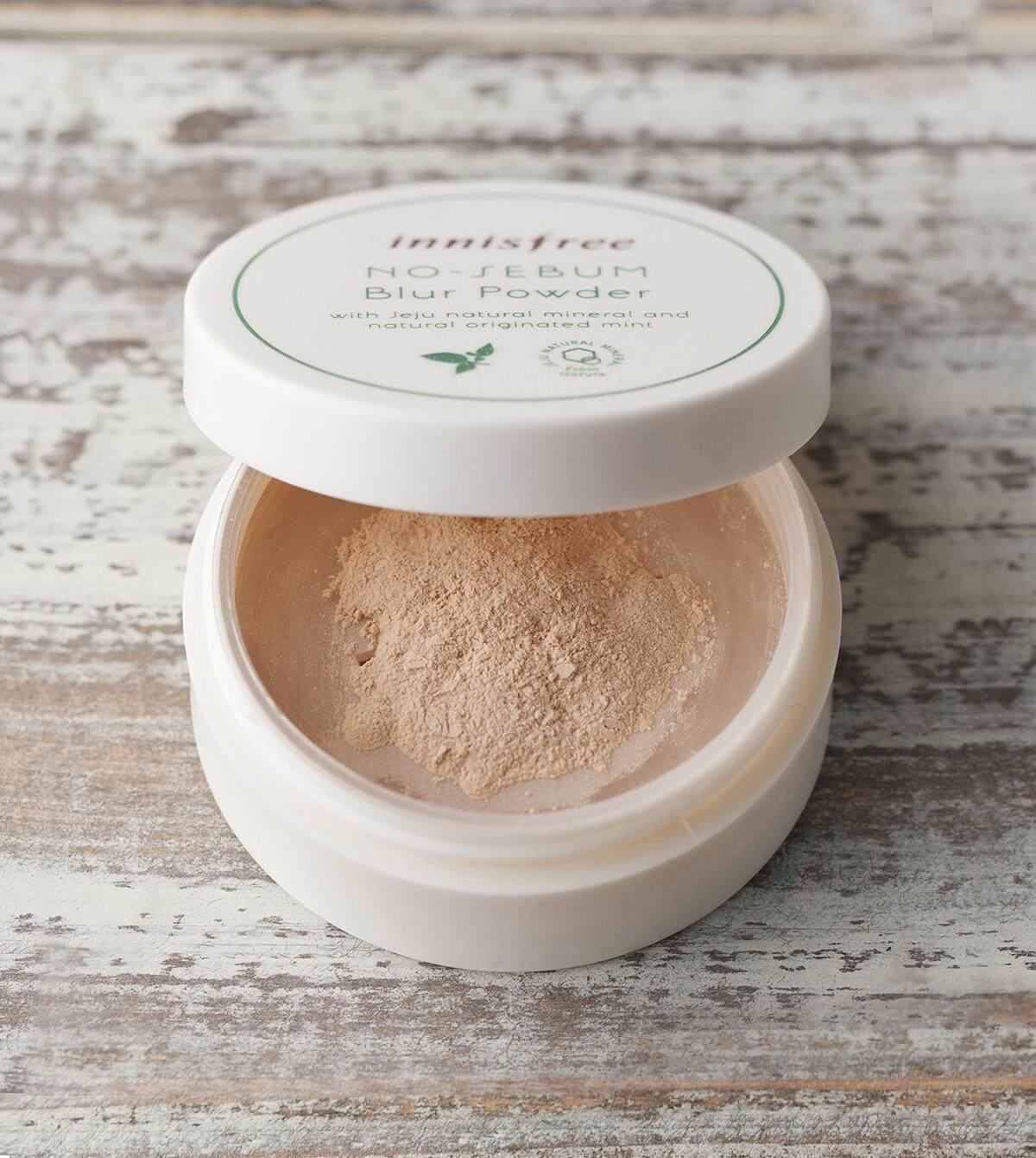 Face Makeup Compacts Powder Buy Inez Compac Refill Innisfree No Sebum Blur 5g