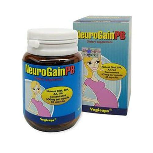 NEUROGAIN PB VEGICAPS 30'S