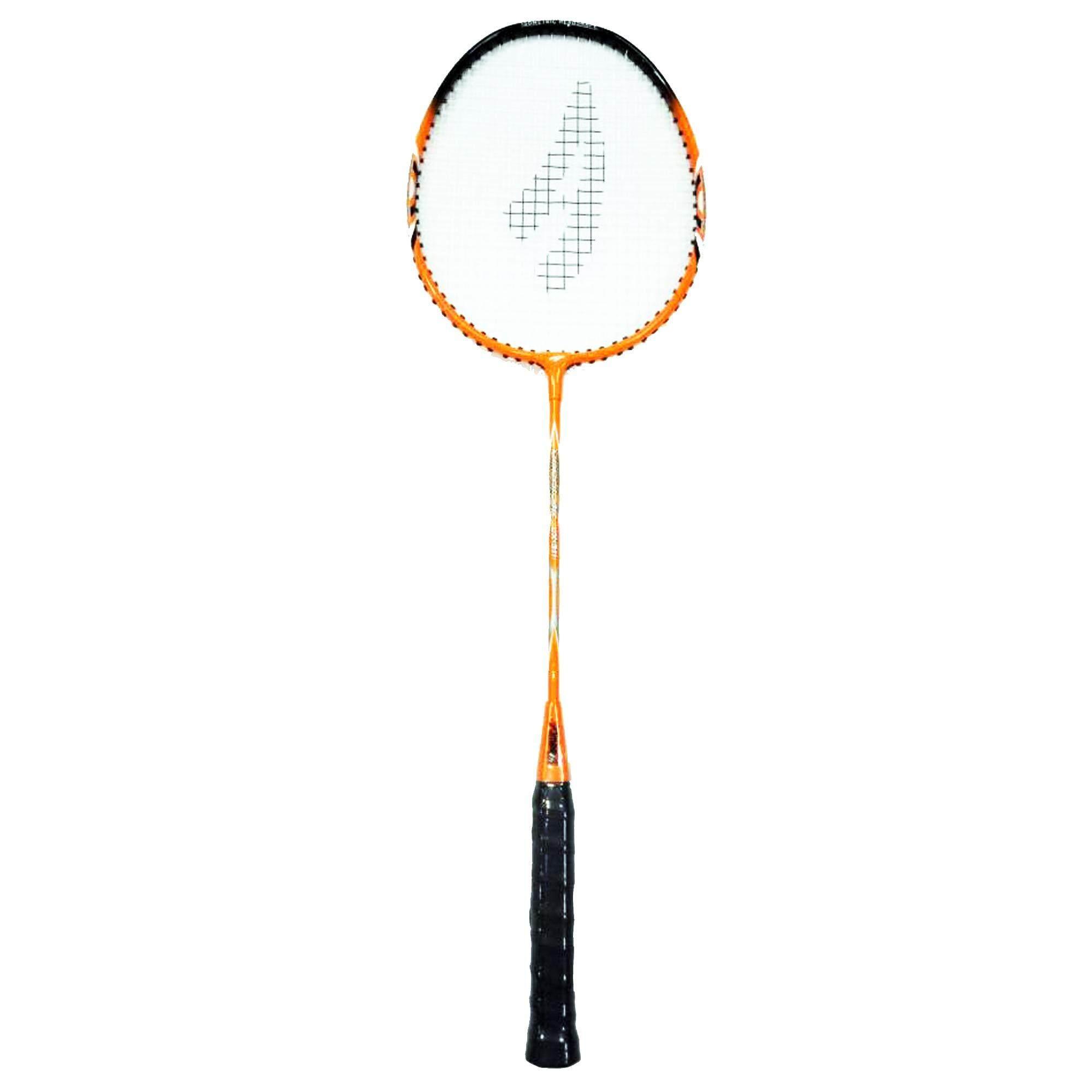Ambros LX-311 T-Joint Badminton Racket - Orange